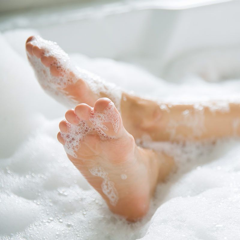 Why everybody should consider taking longer baths